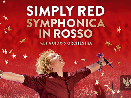 SYMPHONICA IN ROSSO MET SIMPLY RED