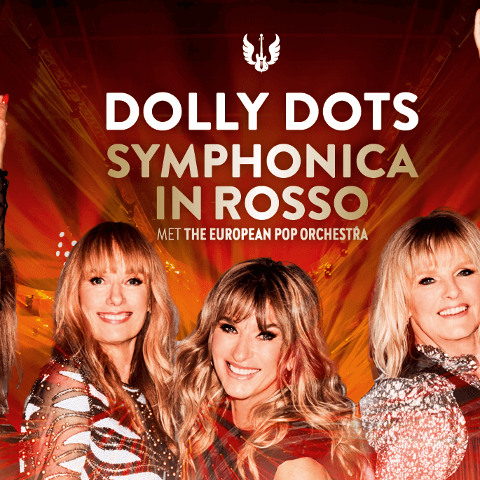 SYMPHONICA IN ROSSO 2022 with the DOLLY DOTS
