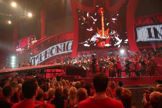 Symphonica In Rosso #3