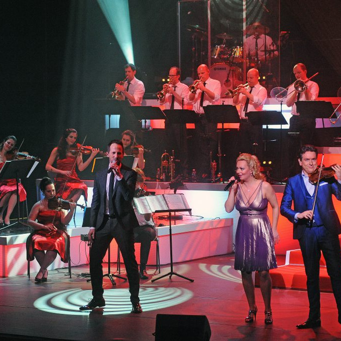 THEATERSHOW - ROERMOND - PASSION FOR MUSIC
