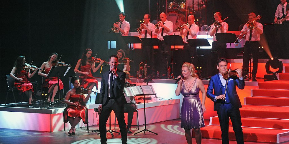 THEATERSHOW - DE MEENTE - PASSION FOR MUSIC
