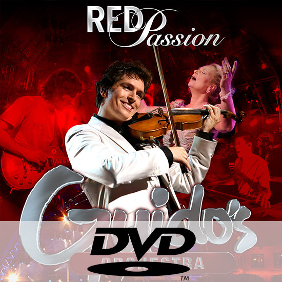 Red Passion - DVD