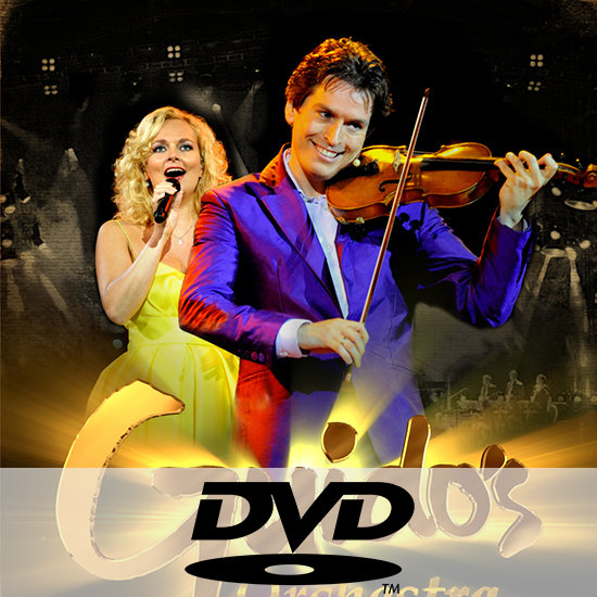 Live from the Heart of Europe - DVD
