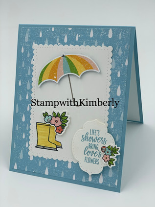 Stampin' Up! Under My Umbrella