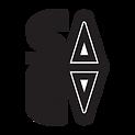 SAGA logo schwarzer Rand ohne Füllung.PN