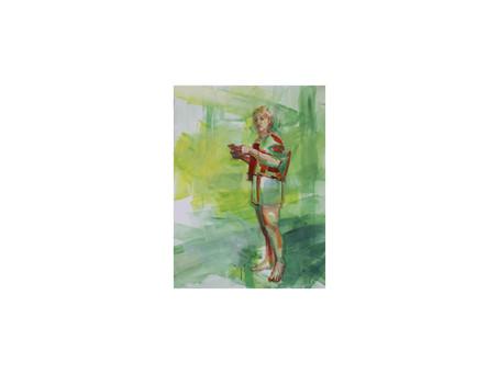 018 - Ein Gespräch über die Ausstellung von Barbara Baumgart