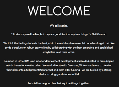 New Iron Hill Media Website