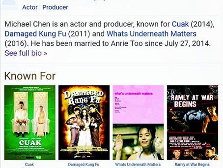 My IMDB Profile Page
