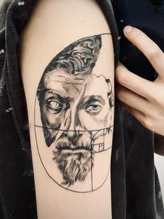 Marcus Aurelius_tattoo