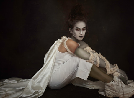 Halloween Portraits 2019: Classic Monsters