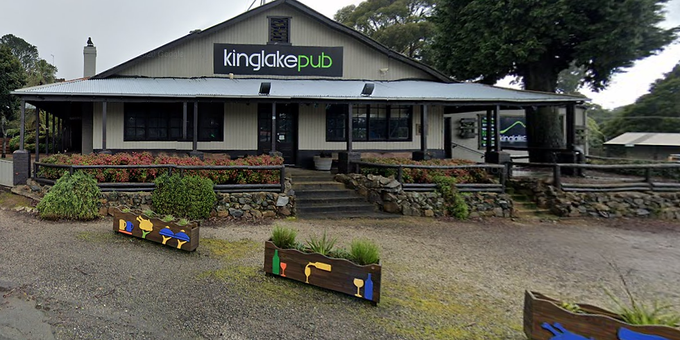 Kinglake cruise and Lunch