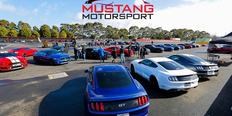 Mustang Motorsport Track Day & Mustang Collection Show & Display