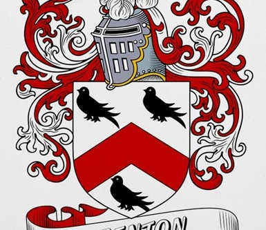 Myth Busting: The family coat of arms in England and Scotland.