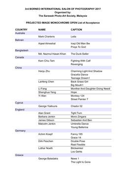 PIDM Acceptance List1