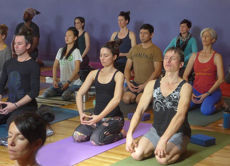 The Breath Revolution – Yoga Lifestyle with Cristina