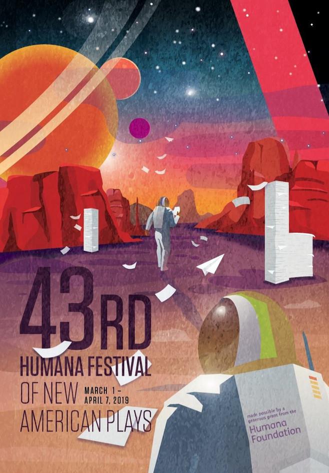 43rd Humana Poster