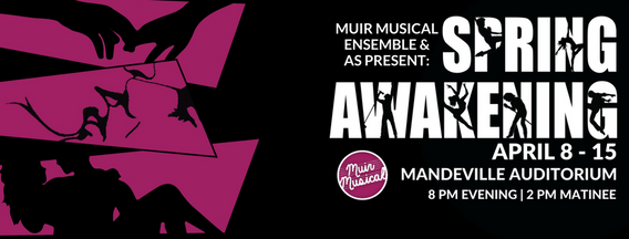 Spring Awakening with Muir Musical