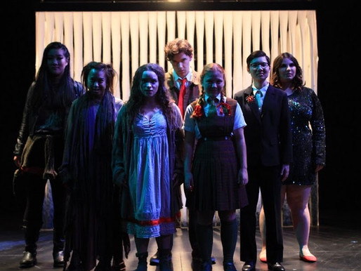 Production Photos from UC San Diego's Production of The Skriker by Caryl Churchill directed by J