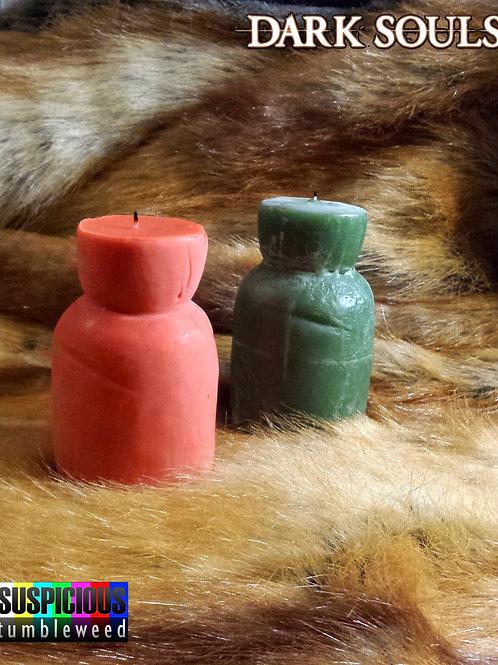 Estus Flask Candle