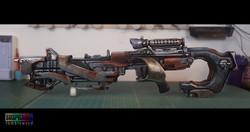 Rocket Raccoon Gun