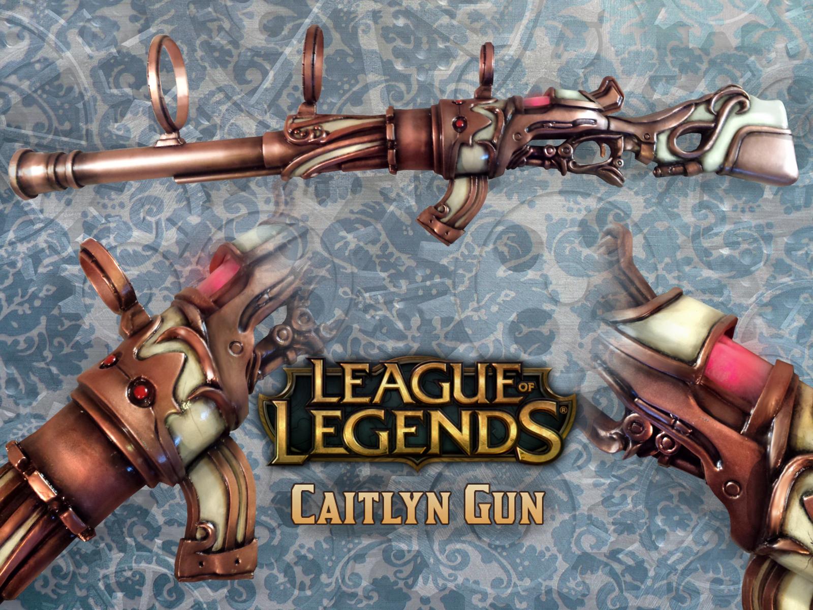 Caitlyn Gun