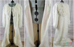 Fur and Feather Coat