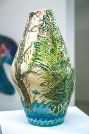 Costa Rica vase