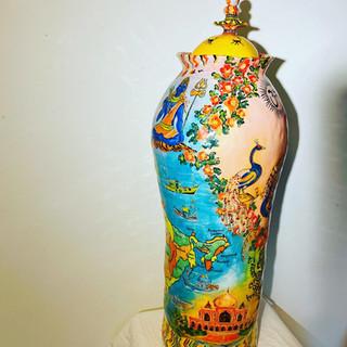 India Vase
