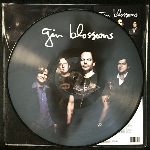 Gin Blossoms ‎– Live In Concert limited edition picture disc