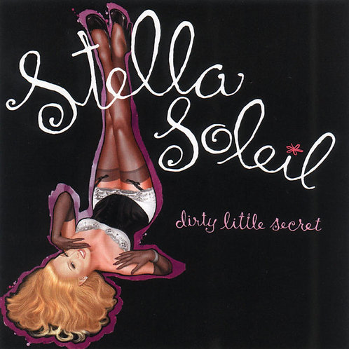 Stella Soleil ‎– Dirty Little Secret  CD