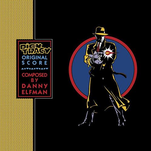 Danny Elfman – Dick Tracy (Original Score) (Transparent Blue colored vinyl; SYE