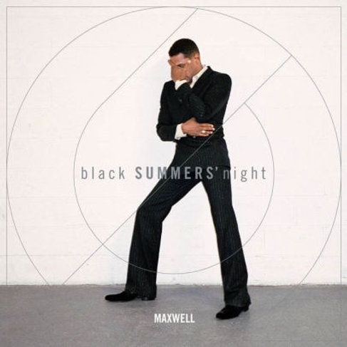 Maxwell-blackSUMMERS'night [B&N Exclusive] [Autographed Photo]