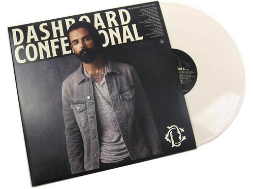 Dashboard Confessional – The Best Ones Of The Best Ones cream colored lp