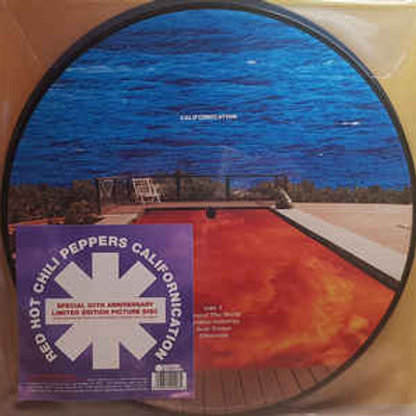 Red Hot Chili Peppers (2 LP Pic Disc)