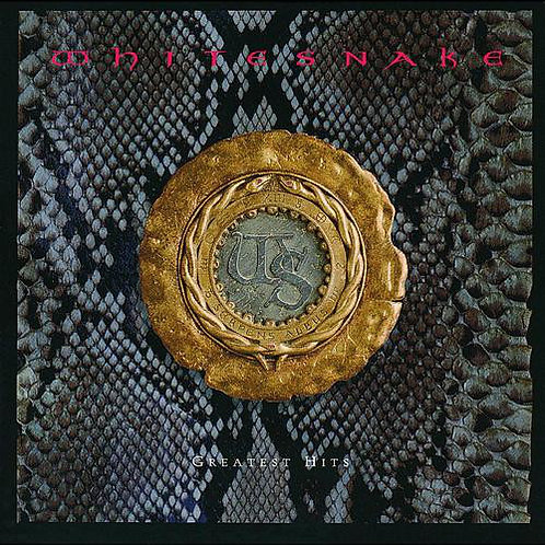 Whitesnake ‎– Greatest Hits CD