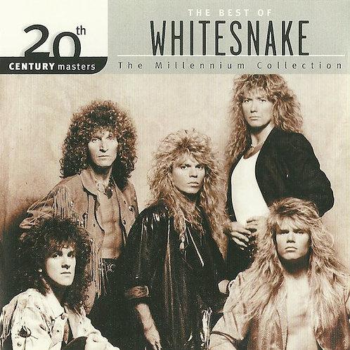 Whitesnake–The Best Of Whitesnake  CD