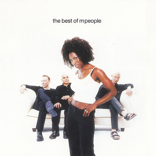 M People – The Best Of M People CD