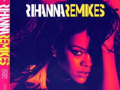 Rihanna – Remixes CD
