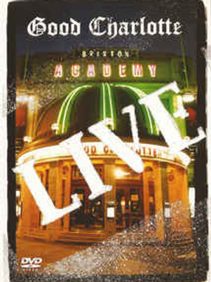 Good Charlotte–Live At Brixton Academy (Dvd Used)