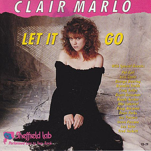 Clair Marlo ‎– Let It Go