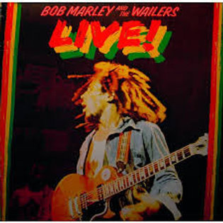 Bob Marley - Live! (L.P.)