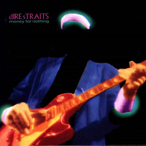 Dire Straits – Money For Nothing CD