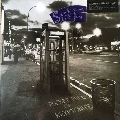 Spin Doctors - Pocket Full Of Kryptonite [Import] (180 Gram Vinyl) (L.P.)