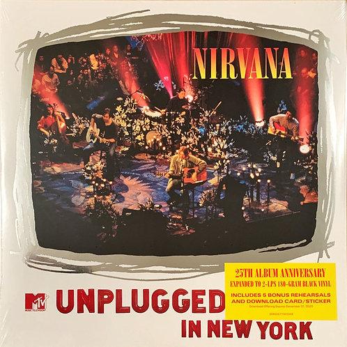 Nirvana – MTV Unplugged In New York 2lp