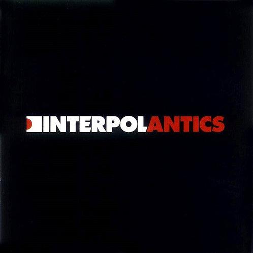Interpol – Antics CD