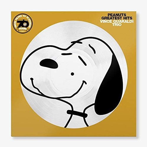 Vince Guaraldi Trio – Peanuts Greatest Hits