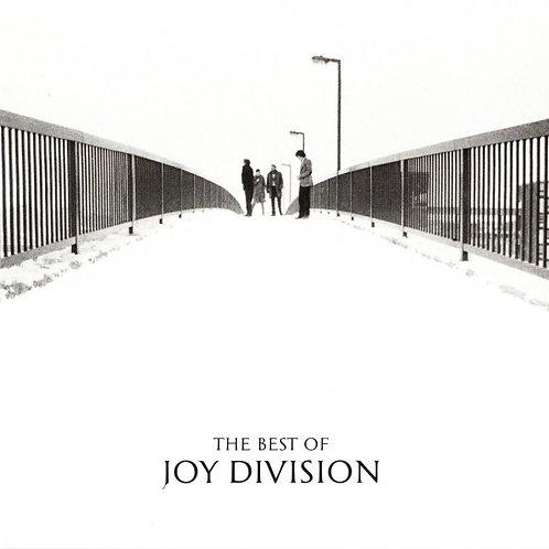 Joy Division–The Best Of Joy Division CD