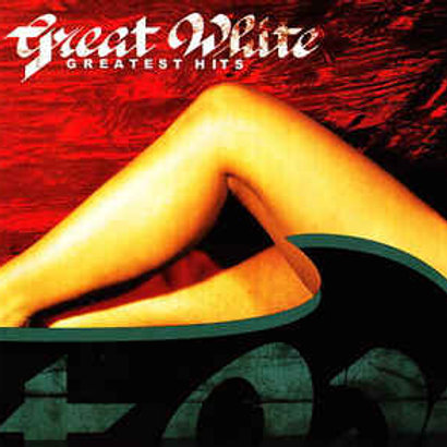 Great White – Greatest Hits CD