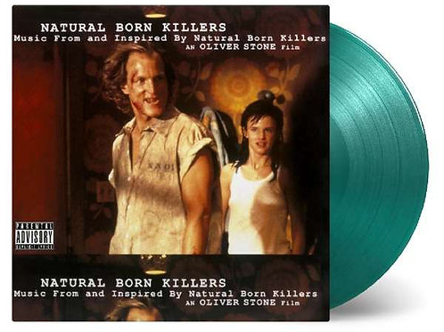 Various – Natural Born Killers - Music From And Inspired By Natural Born Killer