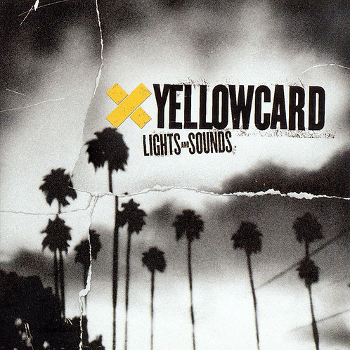 Yellowcard – Lights And Sounds CD